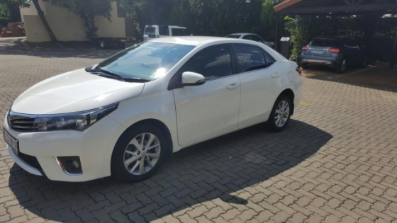 2014 Toyota Corolla 1.8 Auto Executive CVT