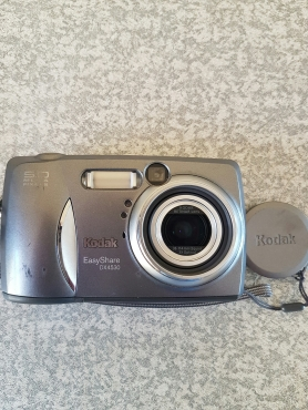 Kodak EasyShare DX4530 5MP Digital Camera w/ 3x Optical Zoom For Sale: