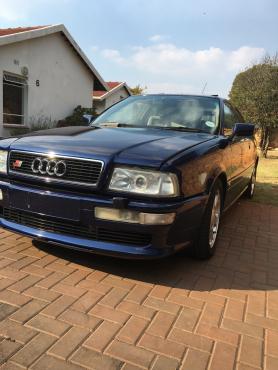 Audi S2 Quattro Coupe 1996 | Junk Mail