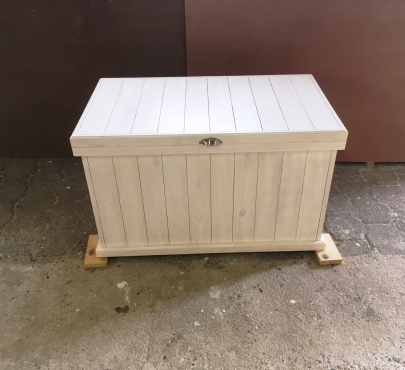 Storage box Farmhouse series 1150 White washed