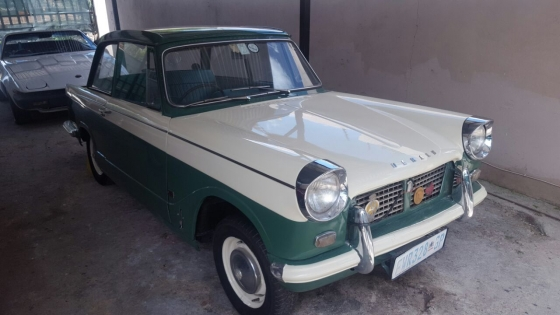 1962 Triumph Herald 1200 Convertible - Hardtop - PRICE REDUCED!