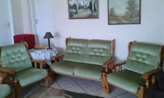 Oak Grafton Everest Lounge set for sale