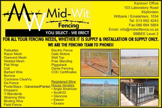 MidWit Fencing