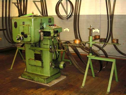 VOLLMER, Automatic Swage & Side dressing machine, PMH