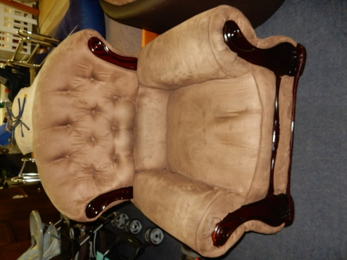 Single Material Chair