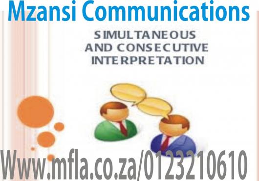 Best Simultaneous Interpreting equipment services