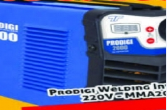 Welding Inverter Prodigi Welding Inverter 220V - MMA200
