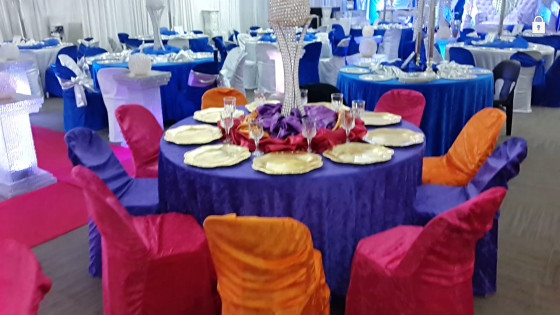 Malvern Events Decor And Clothing Alterations