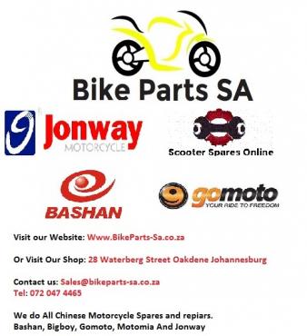 Gy6 250cc Back clutch -- Bike Parts Sa