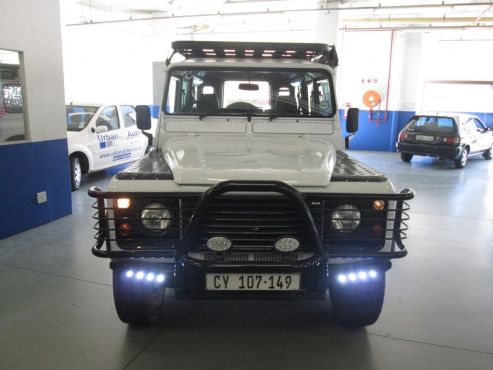 1998 Land Rover Defender 110 2 8i CSW | Junk Mail