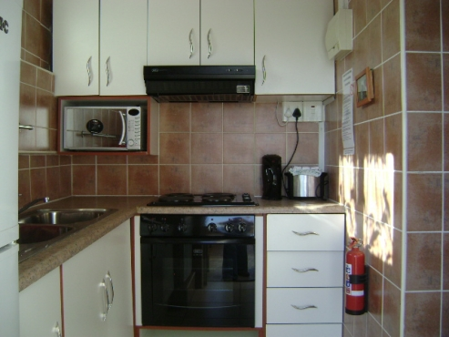 Ref 16-18 Self Catering  Durban - 6 sleeper unit