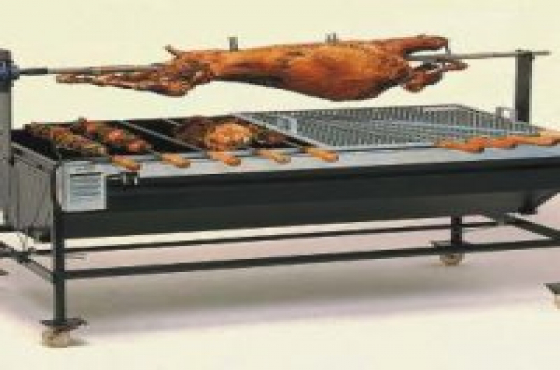 COMBO COAL SPIT 10 SKEWERS only R12000.00 each