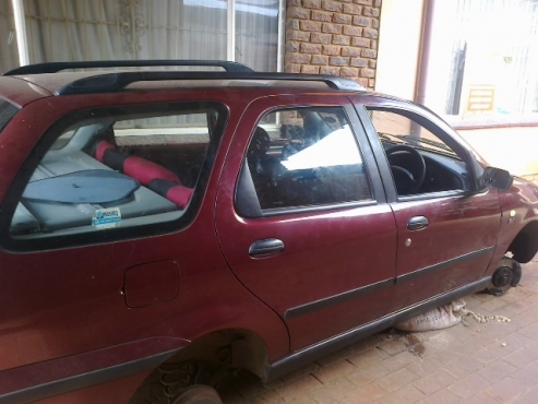 Fiat Palio Stripping for spares