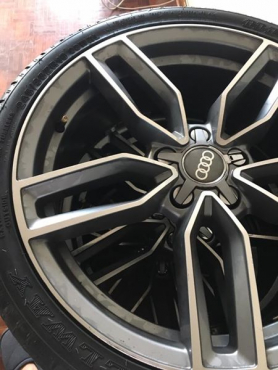 Inch Audi Rims With New Tires Junk Mail - Audi rims