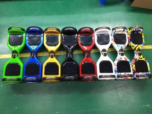 Hover Boards 6.5 inch  Plain & Multicolors