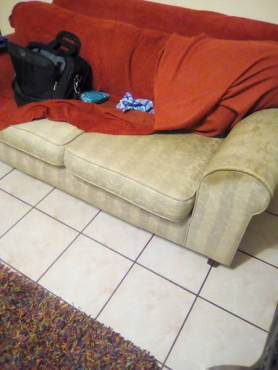 2 big Weatherlys couches for sale.
