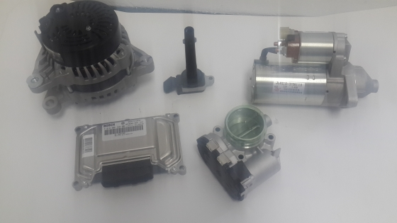 Emgrand EC 7 New Spares For Sale