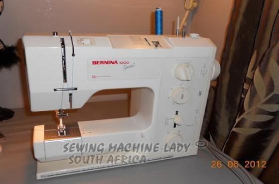 Bernina 40 Needle Work Majine Junk Mail Impressive Bernina 1000 Special Sewing Machine