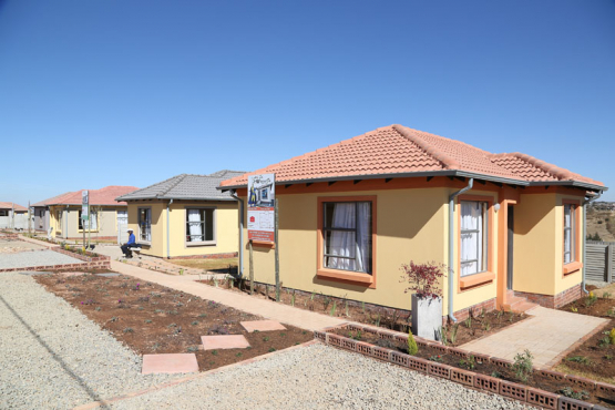 Why rent when you can buy straight from the developer in Witpoortjie
