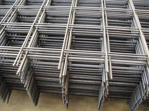 Reinforcing Steel, Mesh, DPC PLastic, Spacers, Binding Wire & Fixing