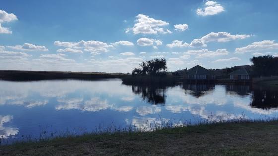 1040sqm waterfront stand for sale at Bronkhorstspruit Dam