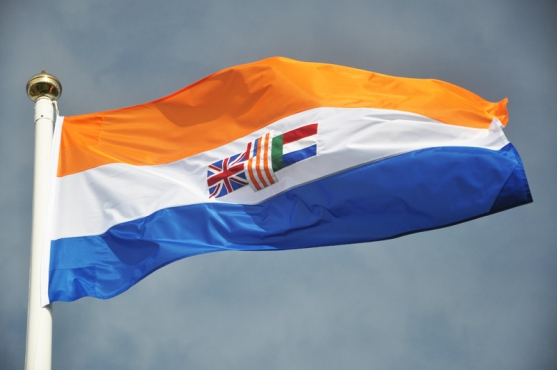Ou Suid Afrikaanse Vlag / Old South African Flag