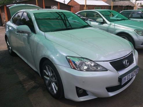 2011 Lexus IS250 EX A/T