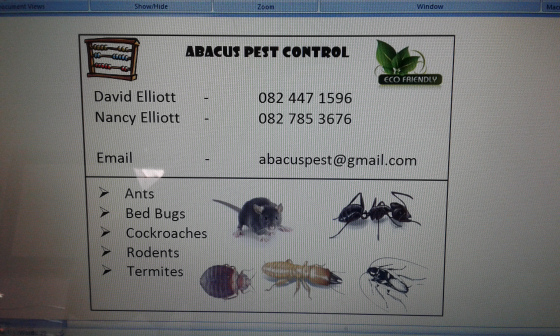 Abacus Pest Control
