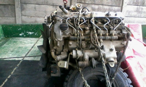 270 CDi SsangYoung Engine