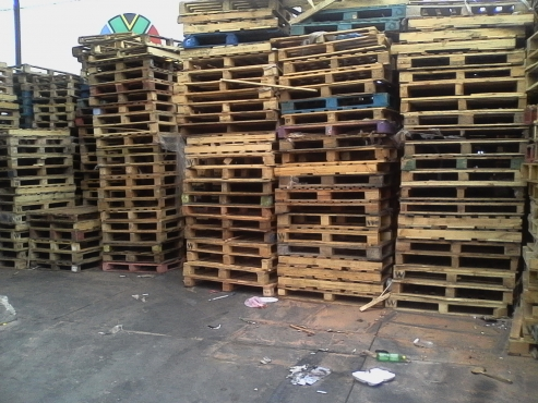 Image result for second hand pallets