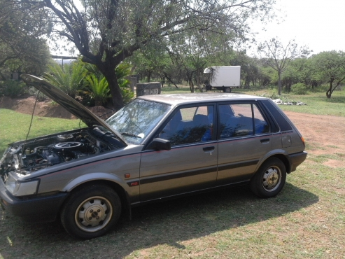 Toyota Conquest 1.6 RS with air con