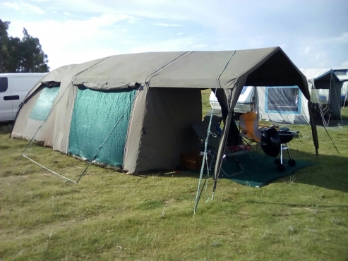 TENTCO - SENIOR BOW TENT & tentco senior in Camping and Camping Equipment in South Africa ...