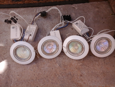 12v Downlighters (20)