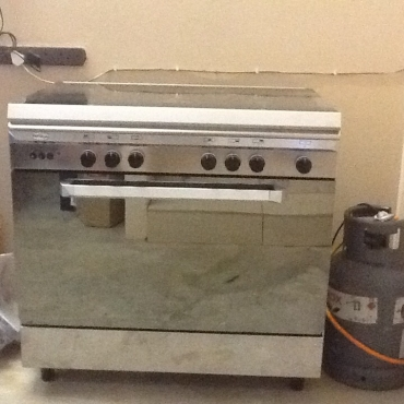 Eurogas oven