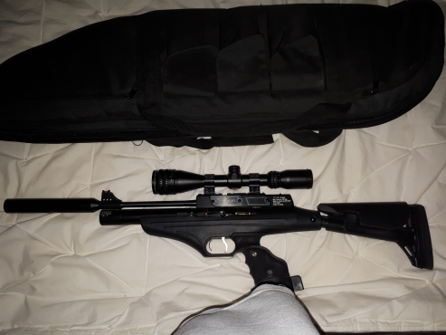 AT-P2 PRE CHARGED AIR RIFLE