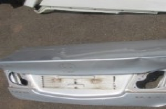 2009 Honda Civic Bootlid Silver For Sale