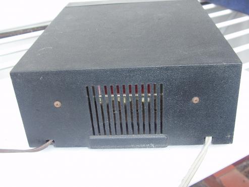 Vintage BSR Mc Donald -  8 Track Tape Player - Model TD 8S-2