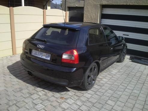 Audi S3 2002 Model Junk Mail