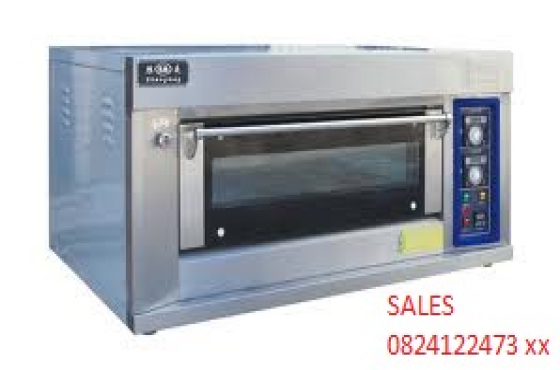 DECK OVEN SINGLE 2 T