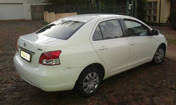 2007 Toyota Yaris Sedan 1.3 Petrol (Urgent Sale)