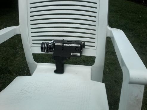 RAYNOX XL-303 Super 8 cine camera for sale