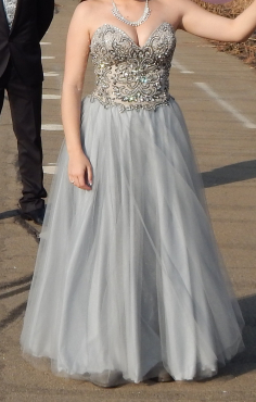 Matriekafskeid rok/ Matric farewell dress
