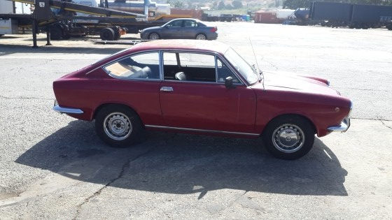 Fiat 850 Sport Coupe Junk Mail