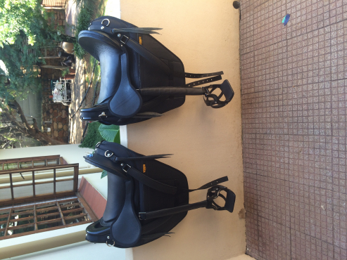 2 Pegasus saddles NEVER BEEN USED