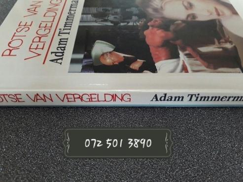 Rotse Van Vergelding - Adam Timmerman.