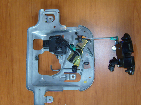 Actuator and Latch for PT Cruiser