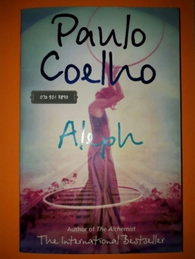Aleph - Paulo Coelho.