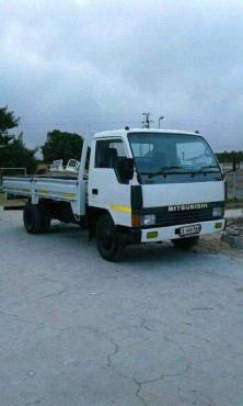 Truck canter