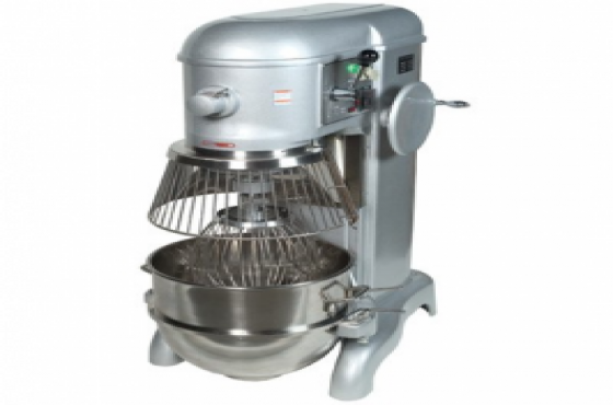 PLANETARY MIXER - 60Lt ANKOR (WITH HUB) (WITH SAFETY GUARD)