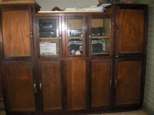 ANTIQUE cupboard EMBUIA
